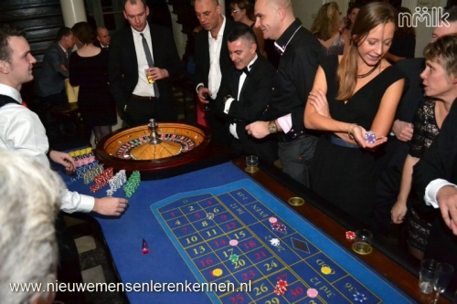 NMLK Royalty Bond Party met 250 nieuwe mensen in een kasteel in Limburg